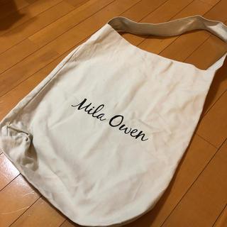ミラオーウェン(Mila Owen)のMila owen トートバッグ(トートバッグ)