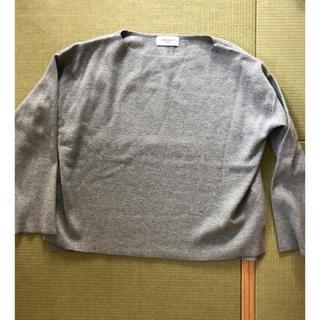 オペークドットクリップ(OPAQUE.CLIP)の長袖Tシャツ(Tシャツ(長袖/七分))