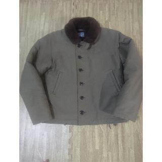 テンダーロイン(TENDERLOIN)のTenderloin T-1 Deck Jacket (デッキジャケット)(ブルゾン)