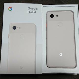 Google Pixel3 notpink64g