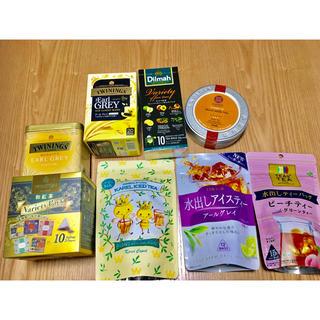 LUPICIA - 紅茶8種詰め合わせ(LUPICIA他)