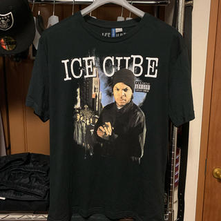 H&M - ICE CUBE H&M Tシャツ