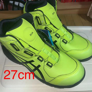 アシックス(asics)のアシックス 安全靴 限定 CP304 3000足限定カラー!! 27cm(スニーカー)