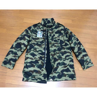 A BATHING APE - A BATHINGAPE  アウタージャケット