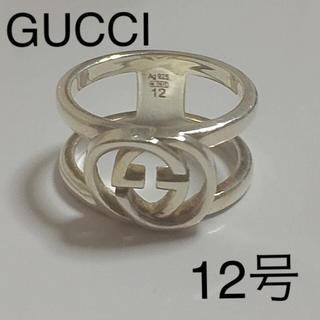 Gucci - グッチ 12号 インターロッキングリング