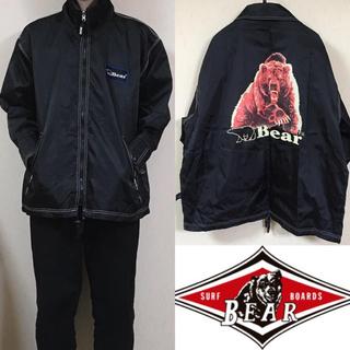 ベアー(Bear USA)の90's BEAR USA ベアー  ナイロンジャケット (ナイロンジャケット)