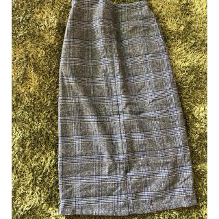 RayCassin - チェック柄 スカート