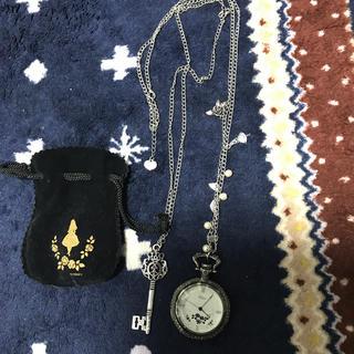 アクシーズファム(axes femme)のアクシーズファムアリス時計(ネックレス)
