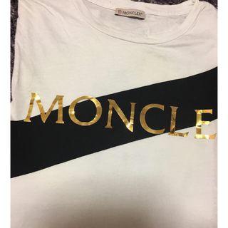 MONCLER - モンクレール  Tシャツ  men's  S size