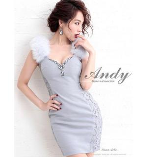 アンディ(Andy)のAndy タイトドレス ワンピース (ミニドレス)