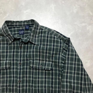 ギャップ(GAP)の90's OLD GAP Check Shirt(シャツ)