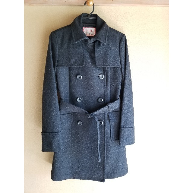 iiMK(アイアイエムケー)のIIMK ロングコート 40サイズ レディースのジャケット/アウター(ロングコート)の商品写真