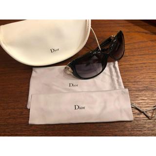 クリスチャンディオール(Christian Dior)のLADY Dior サングラス 正規品 (サングラス/メガネ)