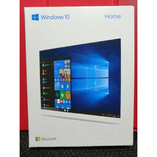 マイクロソフト(Microsoft)のWindows 10 home パッケージ版(PCパーツ)