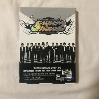 スーパージュニア(SUPER JUNIOR)のSUPERJUNIOR SUPERSHOW2(ミュージック)