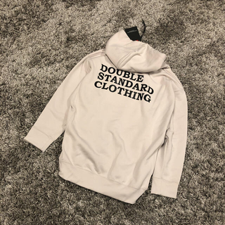 DOUBLE STANDARD CLOTHING - 新品☆ダブルスタンダード パーカー
