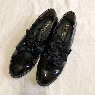 ロキエ(Lochie)のvintage レースアップシューズ(ローファー/革靴)