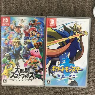 Nintendo Switch - スイッチ スマブラ ポケモン ソード