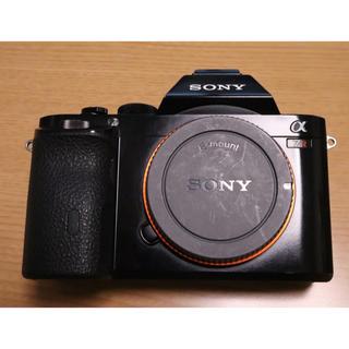 SONY - ソニー フルサイズミラーレス ILCE-7R