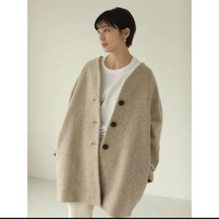 TODAYFUL - T00895/TODAYFUL Wool Cocoon Coat 38