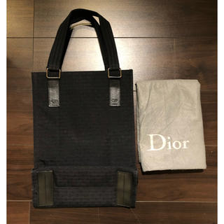 DIOR HOMME - Dior homme モノグラム トートバック ディオールオム キム ジョーンズ