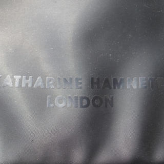 キャサリンハムネット(KATHARINE HAMNETT)のキャサリンハムレット ショルダーバック(ショルダーバッグ)