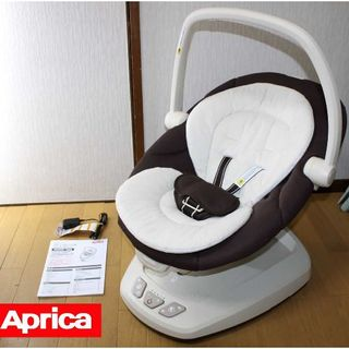 Aprica - 美品 Aprica スマートスウィング◆電動スウィング◆アップリカ