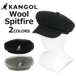 KANGOL - 《美品》KANGOL/カンゴール キャスケット スピットファイア