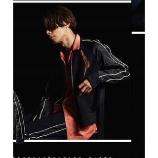 LAD MUSICIAN - 新品 川上洋平着 刺繍トラックジャケット 50