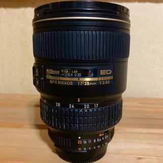 Nikon - NIKON  AF-S Nikkor 17-35 F2.8D ED