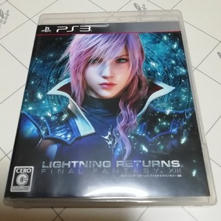 PlayStation3 - PS3ソフト ライトニング リターンズ ファイナルファンタジーXIII PS3