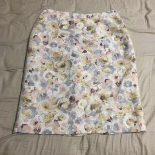 ナチュラルビューティーベーシック(NATURAL BEAUTY BASIC)のタイトスカート/NATURAL BEAUTY BASIC(ひざ丈スカート)
