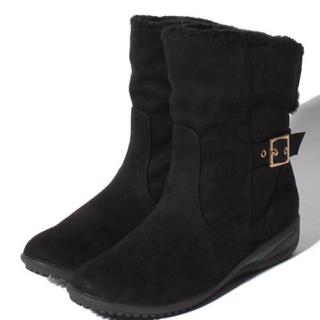 ブリジットバーキン(Bridget Birkin)の新品 ブリジットバーキン ふっくら暖かいブーツ お値下げ‼️(ブーツ)