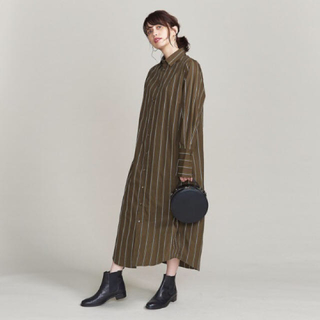 BEAUTY&YOUTH UNITED ARROWS - beauty&youth シャツワンピース