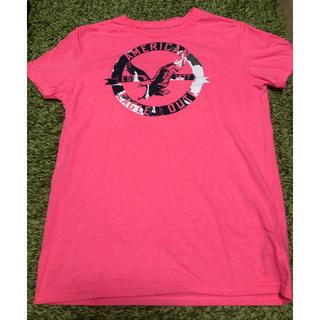 アメリカンイーグル(American Eagle)のアメリカンイーグル ピンクTシャツ (Tシャツ/カットソー(半袖/袖なし))