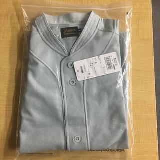 アシックス(asics)のアシックス 野球 スクールゲームシャツ 半袖 サイズS(ウェア)
