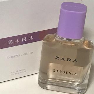 ザラ(ZARA)の香水 GARDENIA ガルデニア オードパルファム 30㎖(香水(女性用))