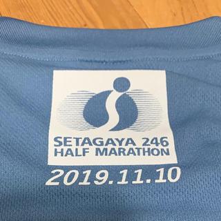 ミズノ(MIZUNO)のミズノ ランニングシャツ 世田谷246ハーフマラソン(ウェア)