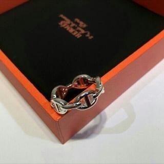 エルメス(Hermes)の美品 エルメス シェーヌダンクル アンシェネ リング(リング(指輪))
