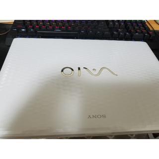 SONY - SONY VAIO ノートパソコン Intel(R)Celeron(R)CPU