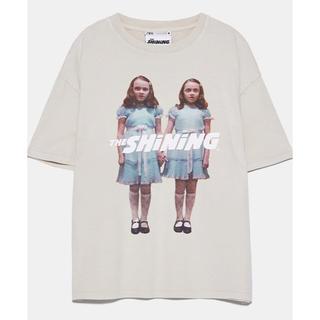 ZARA - *入手困難*ZARA シャイニング コラボ Tシャツ