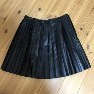 マーキュリーデュオ(MERCURYDUO)のマーキュリー☆レザースカート(ミニスカート)