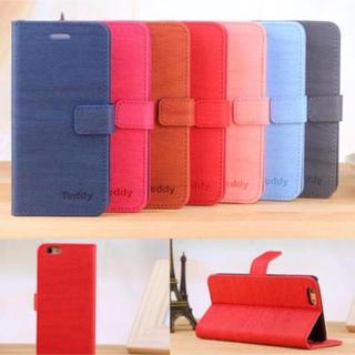 (人気商品) iPhone&色々な機種 木目調 ケース手帳型 (7色)(iPhoneケース)