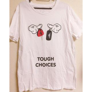 trendy&rare    キーTシャツ(Tシャツ(半袖/袖なし))