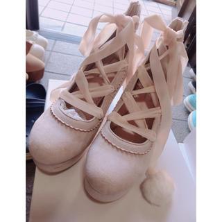 LIZ LISA - 新品♥タグ付き♥リズリサ♥dazzlin♥ショートブーツ♥パンプス♥ハイヒール