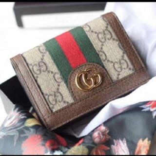 Gucci - Gucci 二折り財布