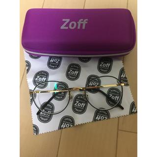 ゾフ(Zoff)の度入り眼鏡(サングラス/メガネ)