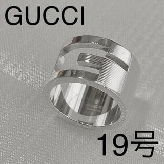 Gucci - GUCCI 19号 ブランデッドリング