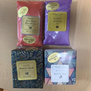 【新品未開封】インド紅茶4種(茶)