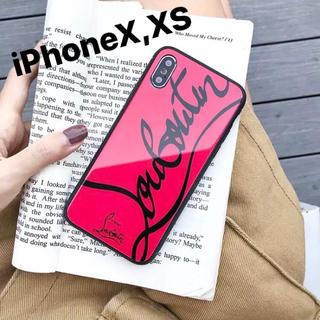 Christian Louboutin - クリスチャンルブタン iPhoneX,XSケース Louboutin